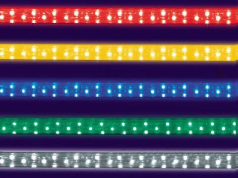 строб лампы фото